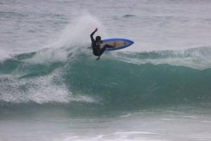 Monitor Llanes Surf & Aventura. Foto Mario Perez